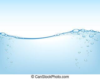 ), (, vector, líquido