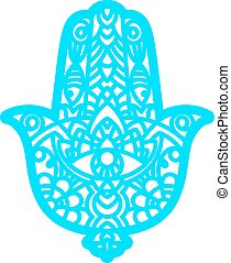 Vector Laser cutting template Hamsa - Laser cutting template...