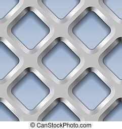 Vector Lattice Seamless Pattern