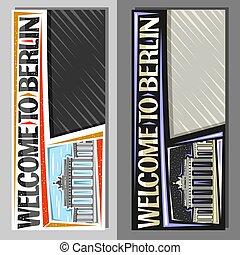 Vector layouts for Berlin
