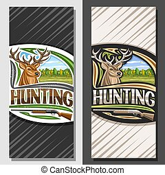 Vector layouts for Hunting
