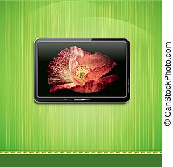 Vector lcd, plasma, tv