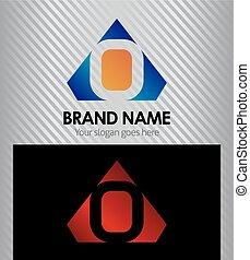 Vector - Letter O logo icon