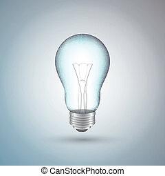 Vector Light Bulb