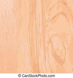 Vector light wooden background
