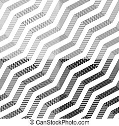 vector line seamless background