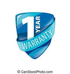 vector logo 10 years warranty