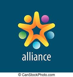 vector logo alliance