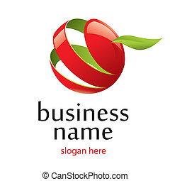vector logo and business environment