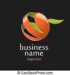 vector logo apple