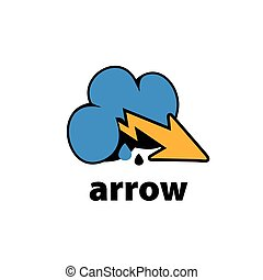 vector logo arrow
