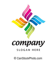 vector, logo, competitie