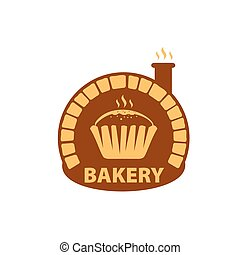 vector logo for bakery