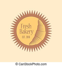 Vector logo for bakery