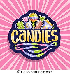 Vector logo for Candies