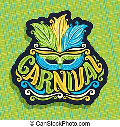 Vector logo for Carnival