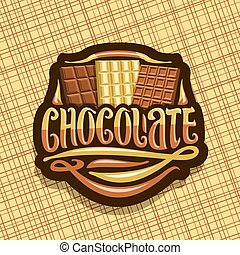 Vector logo for Chocolate