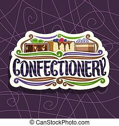 Vector logo for Confectionery