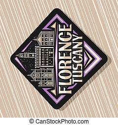 Vector logo for Florence