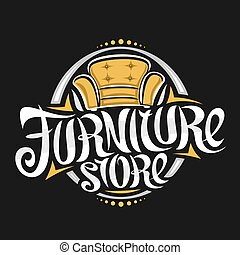 Vector logo for Furniture Store