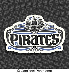 Vector logo for Pirates
