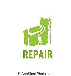 vector logo for repair