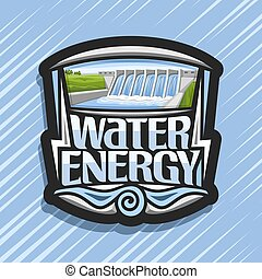 Vector logo for Water Energy