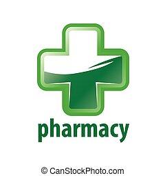 vector logo Green Cross Pharmacy