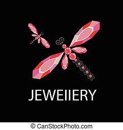 vector logo jewel
