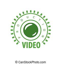 vector logo video