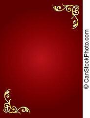 Vector luxury background
