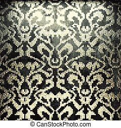 vector Luxury Golden on stone background