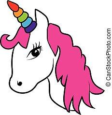 unicorn - vector magic unicorn