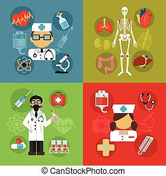 vector medical illustrations