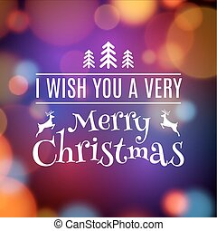 Vector Merry Christmas card poster design. Invitation template for xmas holiday. Greeting decoration