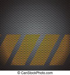 vector metal grid