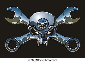 metall Jolly Roger