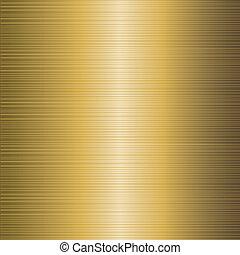 Vector metallic design