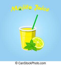 Vector mijit juice - Very high quality original trendy...