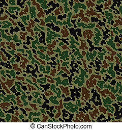 vector military camouflage pattern - vector military summer...