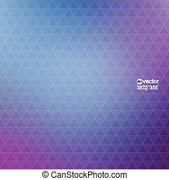 vector, model, achtergrond, abstract, geometr, driehoeken