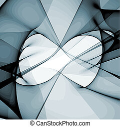 VECTOR, modern abstract design, ideal for header or card, ...