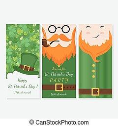 Saint Patrick's Day symbols