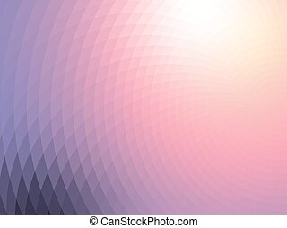 vector mosaic tiles - vector composition with grid, tiles,...