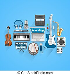 Vector musical style