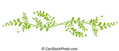vector natural design element - vector design element, green...