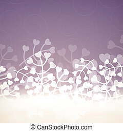 Vector Nature Background
