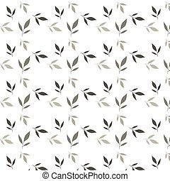 Vector Nature Pattern