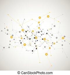 Vector network design
