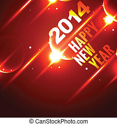 vector new year